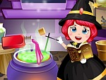 Halloween Potion Test