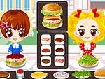 Hamburger King Contest