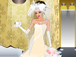Haute Couture Wedding Dress Up