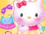 Hello Kitty Prom Prep Dress Up