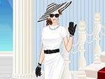 Hepburn Style Dress Up