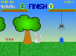 Hoppy: Syllable Hunter | Reading Skills Game