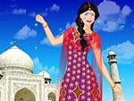 Indian Girl Dress Up