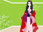 Japanese Doll Dress Up