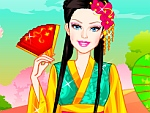 Japanese Princess Dress Up 2
