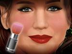 Jennifer Lawrence True Make Up