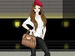 Jessica the Trendsetter Dress Up