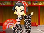 Kabuki Chic Dress Up