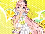 Kawaii Lemon Dress Up