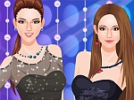 Kendall and Kylie Dress Up