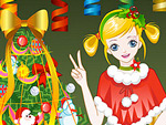 Little Christmas Cutie Dress Up
