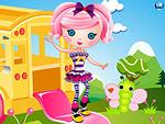 Little Lea Loopsy Goes to School Dress Up