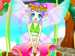 Little Lovely Fairy Dress Up