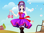 Lolita Fashion Dress Up 3