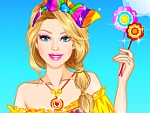 Lollipop Princess Dress Up