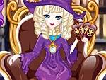 Magic Tarot Girl Dress Up