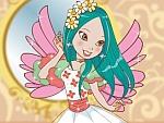 Magical Fairy Wedding Dress Up