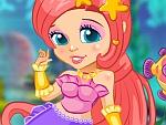 Magical Mermaid Dress Up