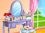 Make Up Vanity Decoration