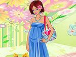 Maternity Gowns Dress Up