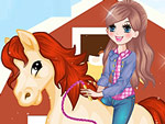 Me and My Horse Dress Up