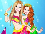 Mermaid Princess Dress Up 2
