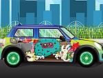 Mini Cooper Car Wash