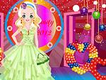 Miss Beauty Doll 2012 Dress Up