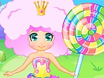 Miss Sweet Candy Dress Up