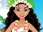 Moana Lilo and Stitch Dress Up