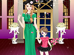 Mom and Baby Princess Dress Up