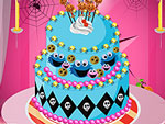 Monster Cake Deco