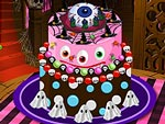 Monster Special Cake