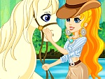 My Dear Pony Dress Up