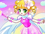 My Endearing Angel Dress Up
