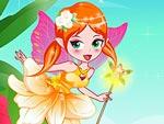 My Flower Fairy Dress Up
