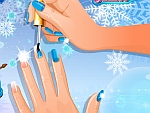 Nail Studio - Winter Desgn