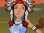 Native American Dress Up