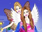 Night Fairy Dress Up
