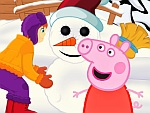 Peppa Pig Winter Childhood