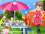 Picnic With Family Dress Up