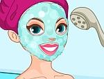 Pink Carpet Facial Makeover