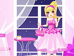 Pink Party Dress Up 2