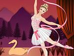 Pink Swan Dress Up