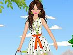 Polka Dots Fashion Dress Up