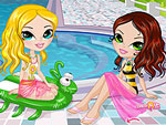 Poolside Pals Dress Up