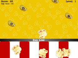 Popcorn Typer | Typing Game