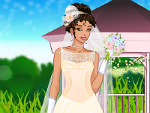 Precious Bride Dress Up