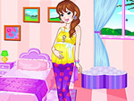 Pretty and Pregnant Dress Up