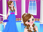 Princess Castle Party Dress Up